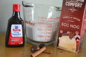 How To Make Southern Comfort Eggnog Egg Nog Cupcakes With Egg Nog Buttercream Frosting