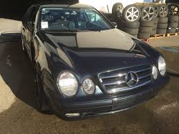 mercedes clk430 2001 coupe eurologic spares