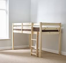 Ft  Small Single SHORT LENGTH Solid Pine Cabin Bed - Short length bunk beds