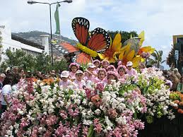 Madeira Flowers - florialis charms thousands at madeira flower festival madeira mix