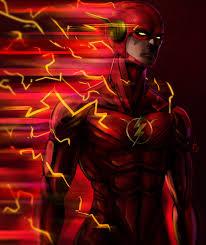 the flash fan art renze segubiense the flash fan art