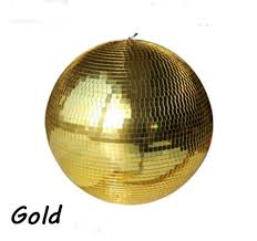 d40cm 40cm 15 7 inches large mirror balls for lights rotating