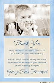 religious thank you cards thoughtful communion boy thank you cards s holy day soft blue