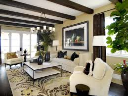 What Is A Coffered Ceiling by Add Character To A Boring Ceiling Hgtv