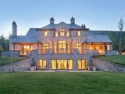 french country mansion french country mansion in aspen colorado dreamers of dreams