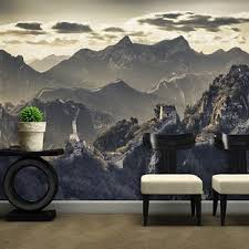 wall stickers murals great wall of china wall mural wall murals china and walls