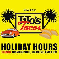 tito s tacos mexican restaurant culver city california