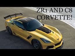 corvette mid engine the 2018 corvette zr1 and mid engine corvette will be sold