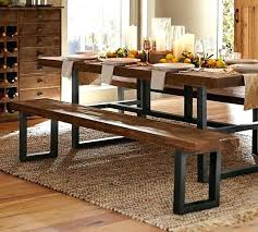 Folding Table And Bench Set Enchanting Metal And Wood Outdoor Furniture Garden Table Wood
