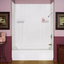 Bathtub Stalls E L Mustee U0026 Sons 572t Varistone Premium Fiberglass Bathtub