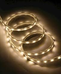 led strip lights menards patriot lighting 1339 120 volt warm white led strip light at menards