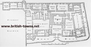 mansion floor plans castle cawdor casltle ground frloo plan castle ground plan