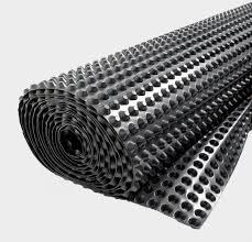 20mm cavity drain membrane floor membrane