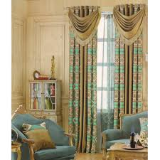 Long Living Room Curtains Coffee Tables Semi Sheer Curtains With Attached Valance Extra