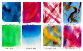 7 must know widely used watercolor techniques for beginners
