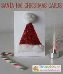 127 best christmas cards kids can make images on pinterest