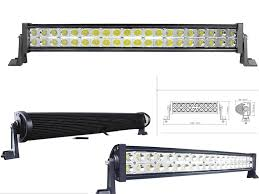 10 Inch Led Light Bar by 4ft Led Light Bar With Best 25 Rigid Ideas On Pinterest Work