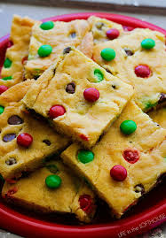 cake mix cookie bars life in the lofthouse