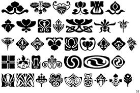 fontscape home symbols ornaments