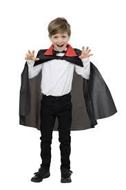 dracula halloween costume kids dracula vampire short black satin children s fancy dress costume
