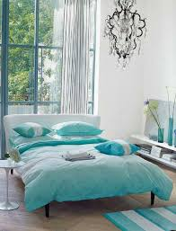 turquoise bedroom contemporary bedroom in turquoise interiors by color
