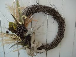 2017 best autumn wreaths images on autumn wreaths