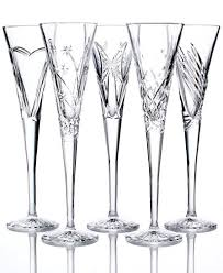 waterford gifts wishes toasting flutes collection macy s