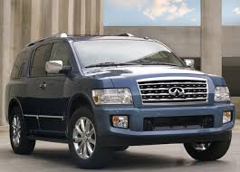 infiniti qx56 vs mercedes gl450 infiniti qx56 like a classy mack truck for your family garage