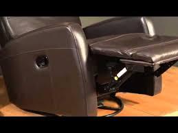 Dawson Swivel Glider Recliner Newport Swivel Glider Recliner By Bassett Furniture Youtube