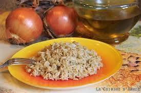cuisine riz recette riz pilaf la cuisine familiale un plat une recette