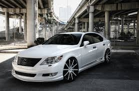 lexus ls 460 lowered exclusive motoring ls images