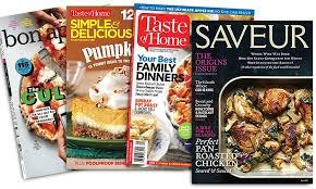 magazines cuisine cooking magazine subscriptions saveur simple delicious taste