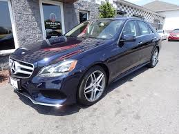 pre owned 2014 mercedes benz e350 sport 4matic nav 4dr car in