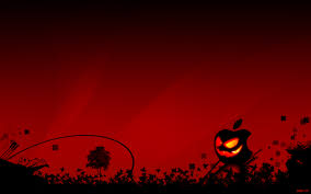 best apple halloween background wallpaper hd wallpapers