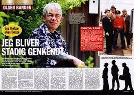 Dr Bade News Die Olsenbande Im Billed Bladet Olsenbandenfanclub