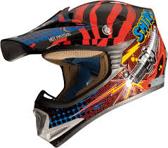 motocross kids helmet shiro mx 306 rockit kid helmet black red motorcycle motocross
