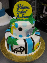 classic cake bridal baby shower cakes