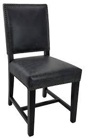 Swivel Dining Chair Kitchen Classy Black Leather Dining Room Chairs Swivel Dining