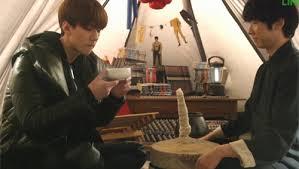 para pemain film exo next door exo next door episode 3 4 chanyeol mulai cemburu pada d o dan moon