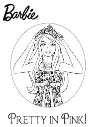 barbie 64 coloringcolor com