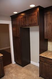 american heritage shaker cabinets installed by legacy mill