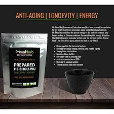 Shoo Zinc buy he shou wu fo ti extract potent 30 1 84 servings