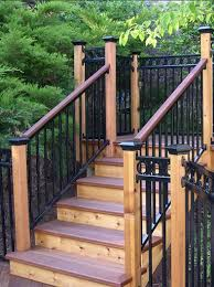 External Handrails Homepage Stair Solution