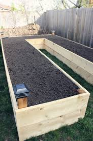 Backyard Soil Project Grow Our Own Food Raised Garden Bed Reveal Brittany Stager