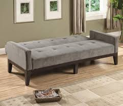 Gray Microfiber Sofa by Gray Couch
