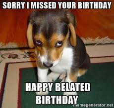 Birthday Meme Dog - happy birthday memes images about birthday for everyone