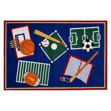 sports rug ebay