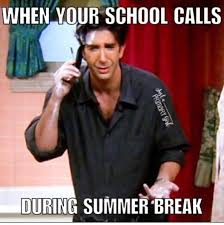 Unsure Meme - summer vacation memes for teachers the educators room