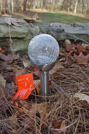 Crackle Globe Solar Lights by Product Review Portfolio Solar Led Lighting Product Volume 1