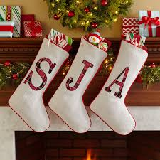 personalized dog paw and cat paw christmas stockings walmart com